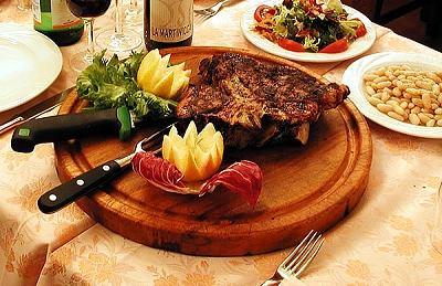soggiorno a firenze bistecca alla fiorentina